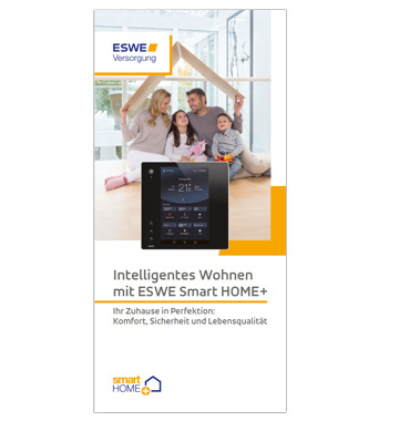ESWE daheim Smart Home Flyer